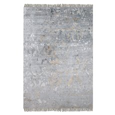 Uttermost Bhutan Gray 8 X 10 Rug