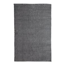 Uttermost Cordero Dark Gray 5 X 8 Rug