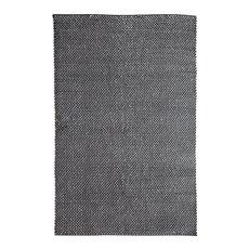 Uttermost Cordero Dark Gray 8 X 10 Rug