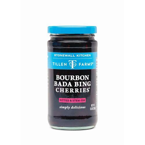 Tillen Farms Bourbon Bada Bind Cherries