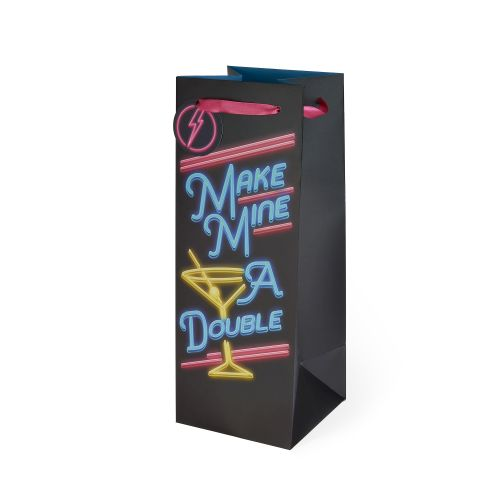 Make Mine a Double Liquor Bag by Cakewalk