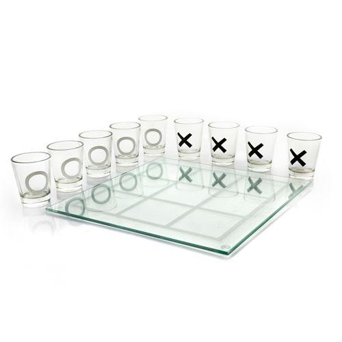 Tic Tac Shot Drinking Board Game