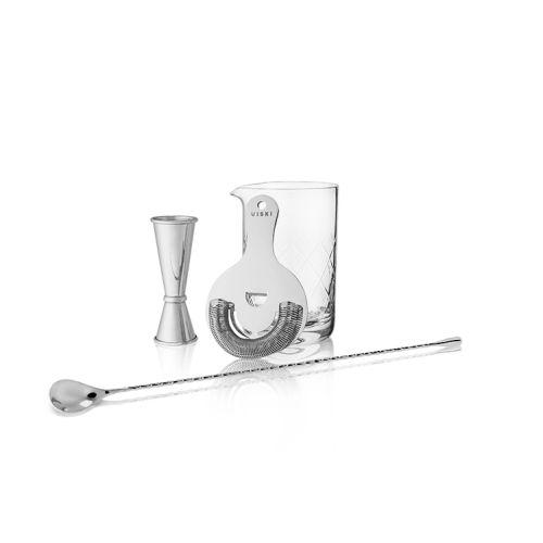Viski Professional: Mixologist Barware Gift Set (VISKI)