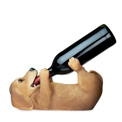 Dachshund Wine Bottle Holder by True
