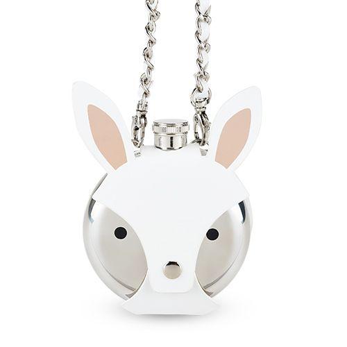 Wearable Bunny Flask by TrueZoo