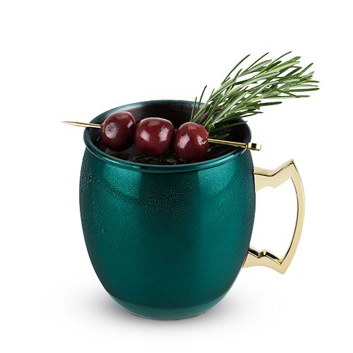 Emerald Moscow Mule Mug by Twine