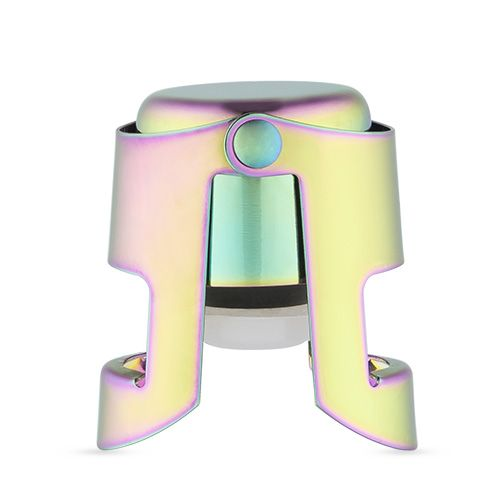 Mirage: Rainbow Champagne Stopper by Blush