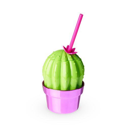 Cactus Drink Tumbler by Blush