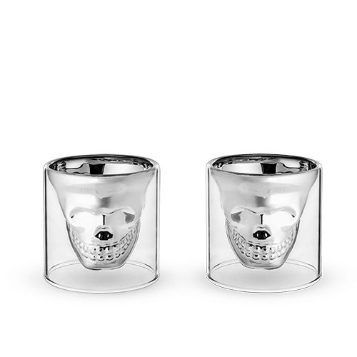 Skull Shot Glasses by Foster & Rye