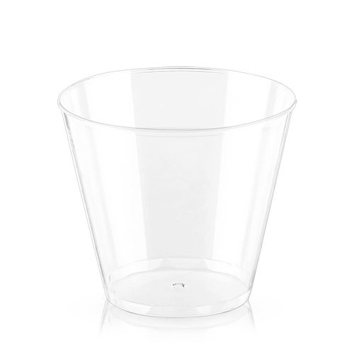 Plastic 5oz Tumbler Set, 40 pack by True
