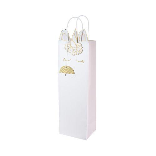 Unicorn Single Bottle Wine Bag