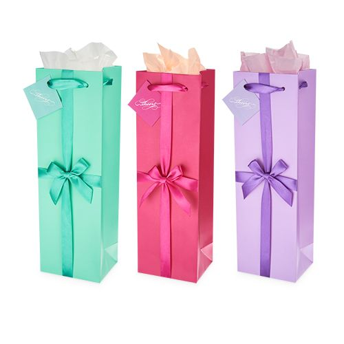 Assorted Party Single-bottle Wine Bag By Cakewalk