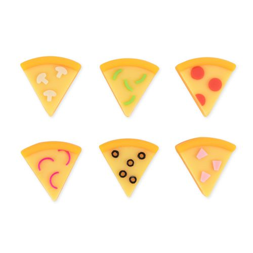 Pizza Drink Charms by TrueZoo