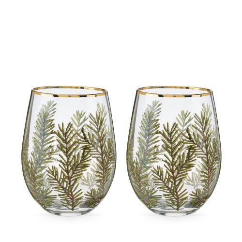 Woodland Stemless Wine Glass