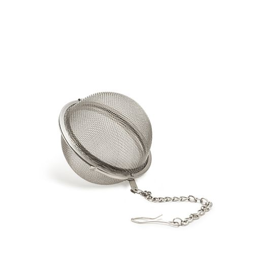 Small Tea Infuser Ball in Stainless Steel by Pinky Up