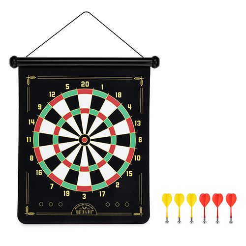 Magnetic Dart Board by Foster & Rye