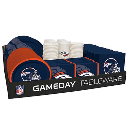 Denver Broncos Party Accessories CDU