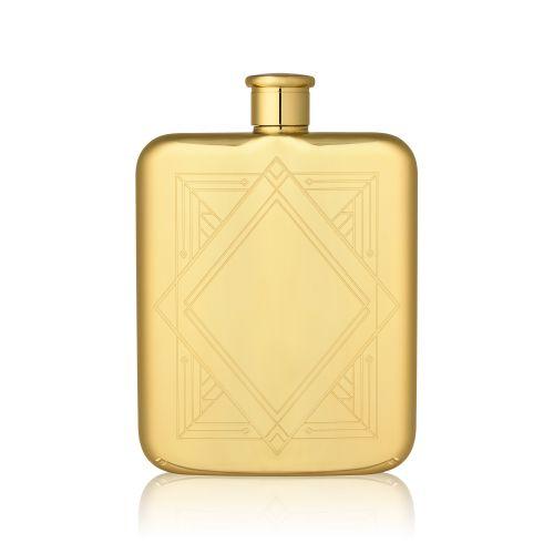 Belmont: Art Deco Flask (VISKI)