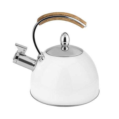 Presley White Tea Kettle by Pinky Up
