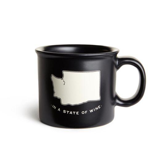 Chunky Mug, State of Wine, Washington