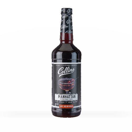 32 oz. Manhattan Cocktail Mix by Collins