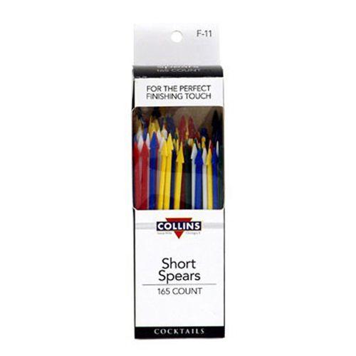 Short Spears, 165 pack