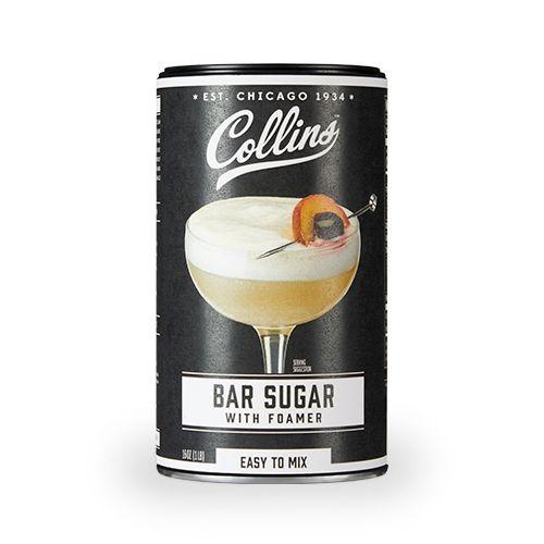 Bar Sugar with Foamer