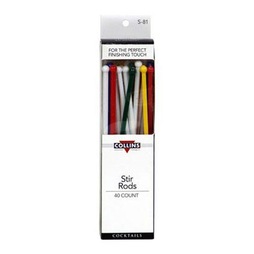 Stir Rods 40 pack