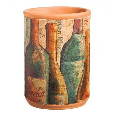 Arte Vino Terra Cotta Wine Chiller
