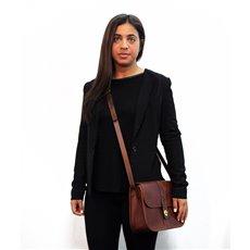 Belmont Flapover Handbag