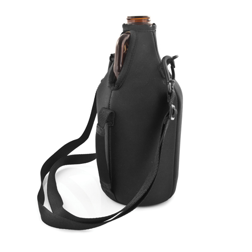 Insulated Beer Growler Tote