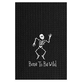 Bone to be Wild Kitchen Towel