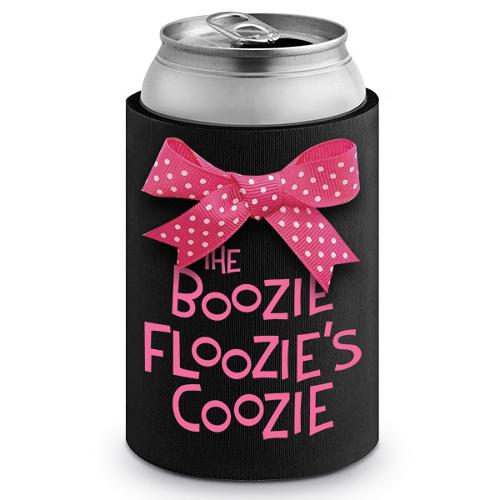 Boozie Floozie Neoprene Can Coozie