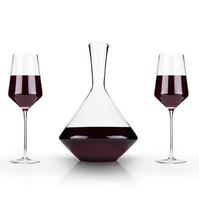 Raye Bordeaux Gift Set (Set of 3) by Viski