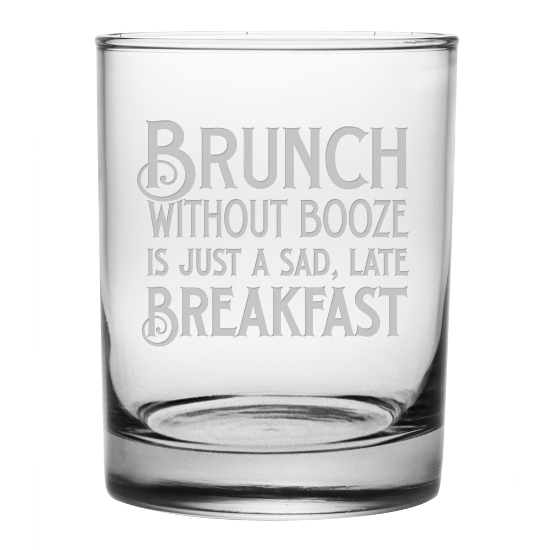 Brunch Without Booze DOR Glasses