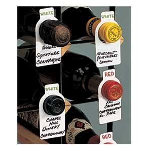 100 Wine Tags Cellar Set w/ Pen