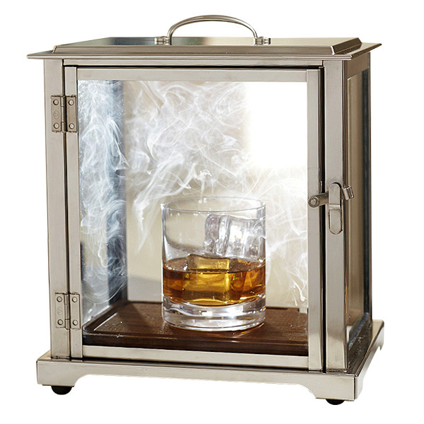 Crafthouse Cocktail Smoking Box with Smoker
