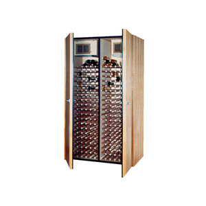 600 Model Wine Cabinet, 2 Cooling Units