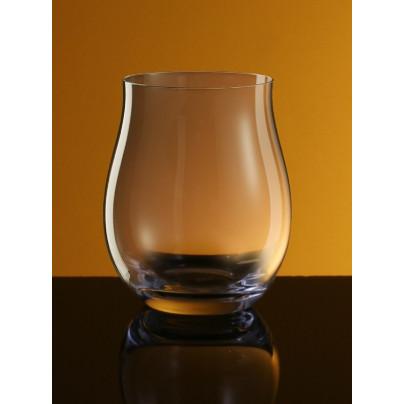 Bottega Del Vino Succo Crystal Stemless Glasses (set of 4)