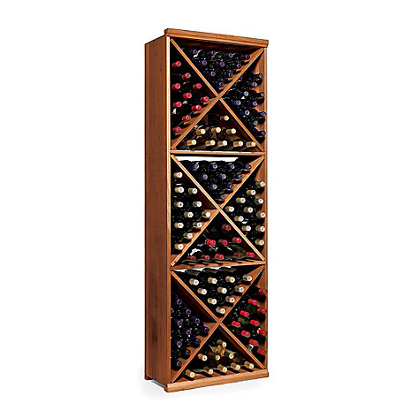 N'finity Wine Rack Kit  Diamond Cube