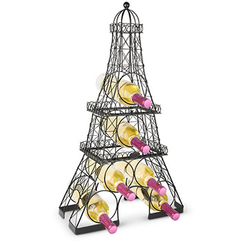 Eiffel Tower Wine Rack