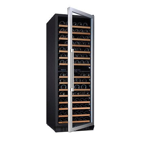 N'FINITY PRO L Dual Zone Wine Cellar Refrigerator (Stainless Steel Door)