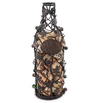 Grapevine Wine Bottle Cork Cage