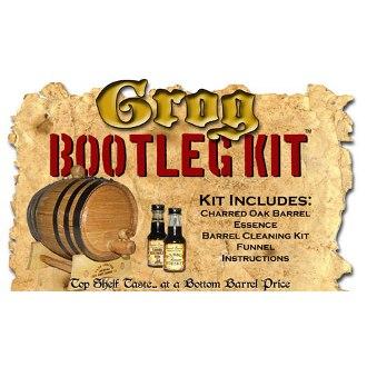 Grog Rum Making Kit