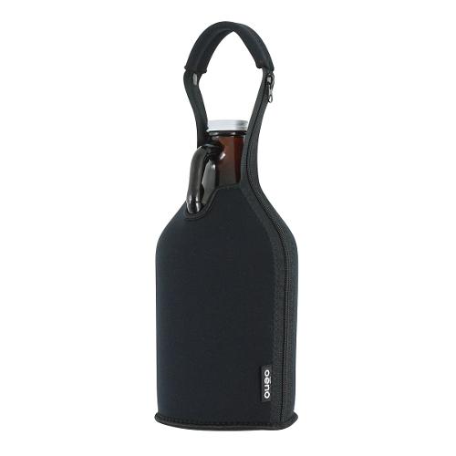 Growler Neoprene Carrier - Black