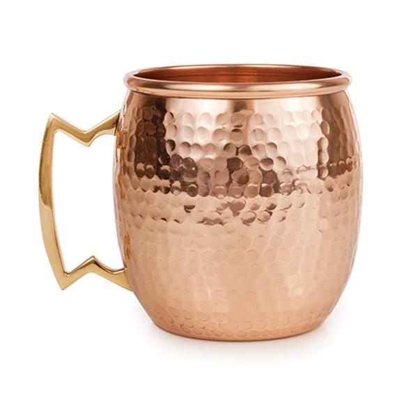Old Kentucky Hammered Mule Mug