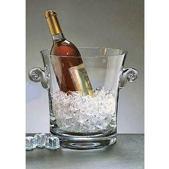 Badash Manhattan Ice Bucket, 9 Inch