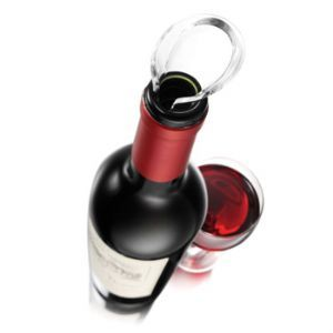 Vacu Vin Crystal Wine Pourer