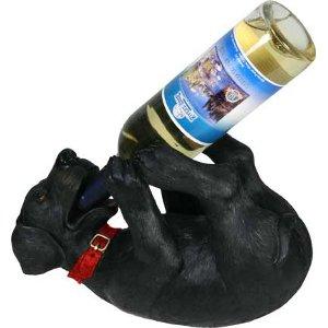 Black Lab Wine Holder