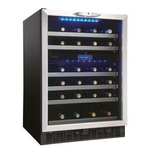 Silhouette 51 Bottles Wine Cellar - Dual Zone